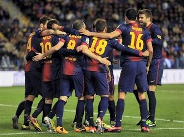 Po awans do półfinału: Zapowiedź meczu Málaga CF – FC Barcelona