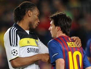Messi w trójce najlepszych napastników XXI wieku