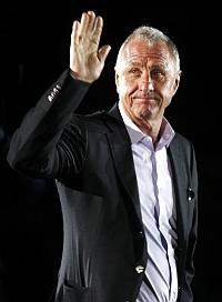 Cruyff: Dla Realu 16 punktów straty do Barçy to katastrofa