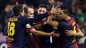 Jak Barça wypada na tle pozostałych liderów w Europie?