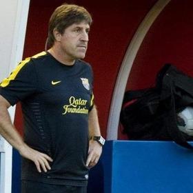Jordi Roura stoi przed kolejnym wyzwaniem