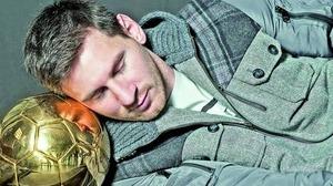 Messi: Bardziej zależy mi na wygrywaniu trofeów, niż biciu rekordów