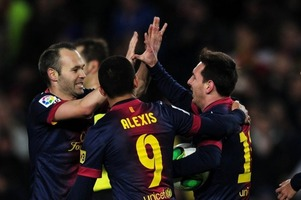 Leo ma już więcej bramek niż 12 zdobywców Złotego Buta