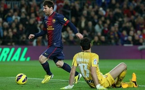 Messi ma szansę pobić rekord Dixie Deana