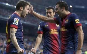 Xavi: Barça była lepsza od Realu