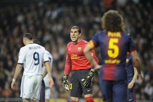 Dobre zawody bramkarzy na Bernabéu