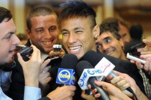 Neymar: Nie mam porozumienia z Barceloną
