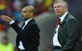 Sir Alex Ferguson: Jestem zaskoczony wyborem Guardioli