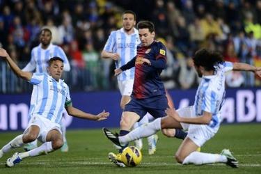Czas na drugą rundę: Zapowiedź meczu FC Barcelona –  Málaga CF