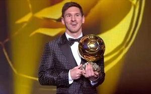 """Shevchenko chwali """"niesamowitego"""" zwycięzcę Złotej Piłki"""