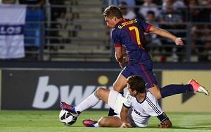 1×1 Barça B – Real Madrid Castilla
