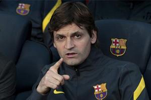Tito najprawdopodobniej na ławce przeciwko Espanyolowi