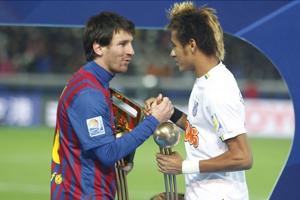 Neymar ponownie spotka się z Leo Messim