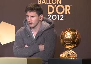 Messi: Byłoby głupotą nie uwzględnić Cristiano