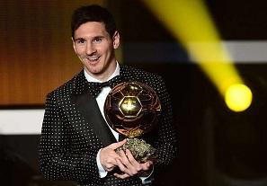 Messi zdecydowanie lepszy od Ronaldo