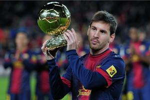 Messi: Syn zmienił mnie bardziej niż Złote Piłki