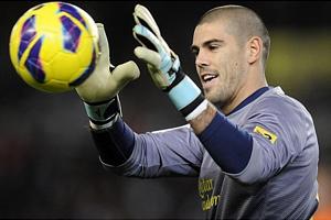 8-milionowa oferta Barçy dla Valdésa