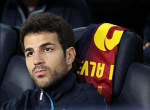 Cesc: Lenistwo w Barça-Real? Nie ma mowy