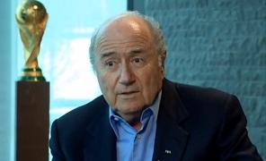 Blatter: Messi jest obecnie najlepszy na świecie