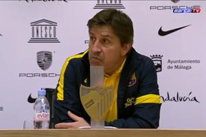 Roura: Piłkarze dali lekcję futbolu