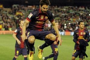 Cesc będzie gotowy na derby z Espanyolem