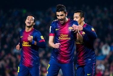 Pewny awans do ćwierćfinału: FC Barcelona 5-0 Córdoba