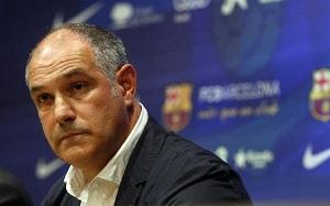 Zubizarreta zapewnia o przedłużeniu kontraktu Valdésa