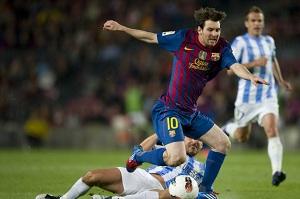 Znana data spotkania Barça-Málaga