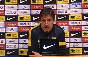 Roura: Piłkarze wykazali się ambicją