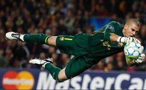 Valdés jedynym nietykalnym w La Liga