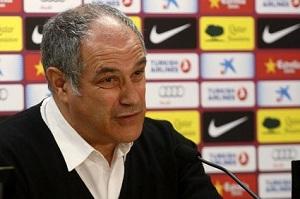 Zubizarreta: Valdés nie powiedział nam, że chce odejść