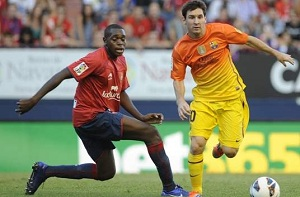 Znana data spotkania Barça-Osasuna