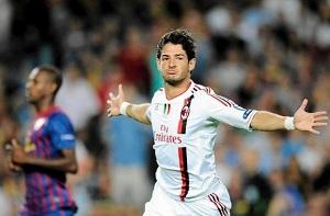 AC Milan bez Pato na FC Barcelonę