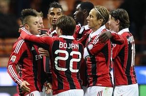 AC Milan lepszy od AC Sieny