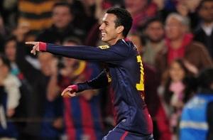 Pedro znów ma powody do uśmiechu