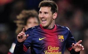 Messi nie zwalnia w walce o Pichichi