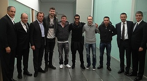 Barça jest już w Zurychu