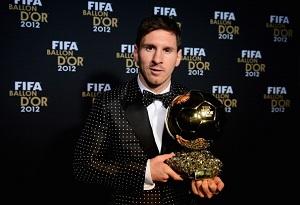 Messi: Nie mam słów, by to opisać