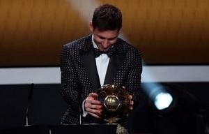 Leo Messi – piłkarz z czterema Złotymi Piłkami