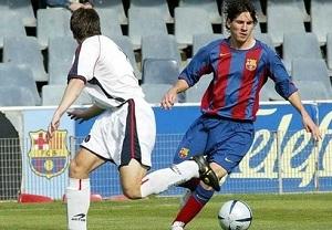Dzień, w którym Txiki Begiristain zapobiegł transferowi Messiego do Lleidy