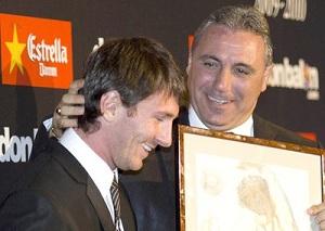 Stoiczkow: Leo dostanie jeszcze więcej Złotych Piłek
