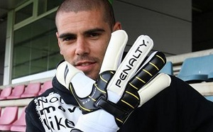 Odnowienie kontraktu Valdésa o krok