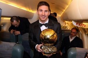 Messi: Jestem jeszcze bardziej głodny sukcesów