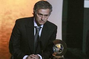Mourinho najlepszy, Guardiola czwarty