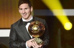 Messi nie zaprezentuje Złotej Piłki z Córdobą