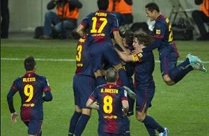 Barça Najlepszym Klubem Świata