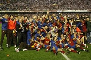 Szósty pólfinał Barçy w ciągu siedmiu lat?
