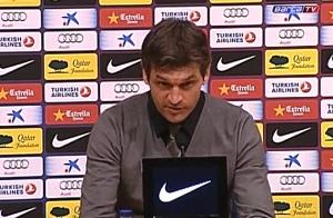 Tito: Zagraliśmy na dobrym poziomie w pierwszej połowie