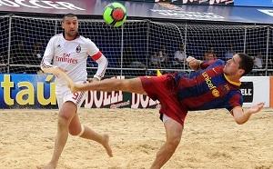 Barça i AC Milan zagrają w Katarze