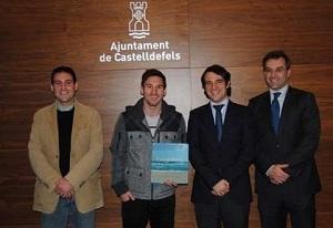Leo Messi – luksusowy sąsiad